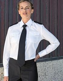 Ladies` Long Sleeve Pilot Shirt