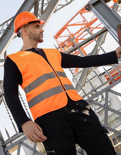 Safety Vest EN ISO 20471